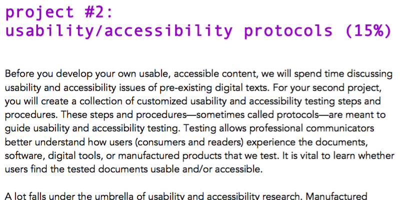 access-accessibility-usability-protocols
