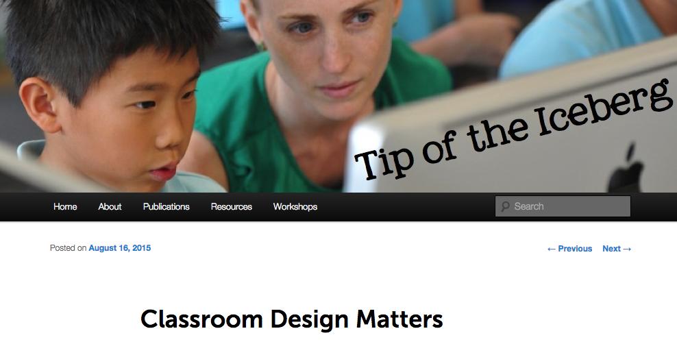 Classroom_Artifact_4_Classroom_Design_Matters