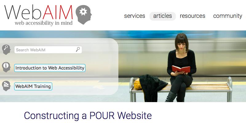 access-webaim-pour