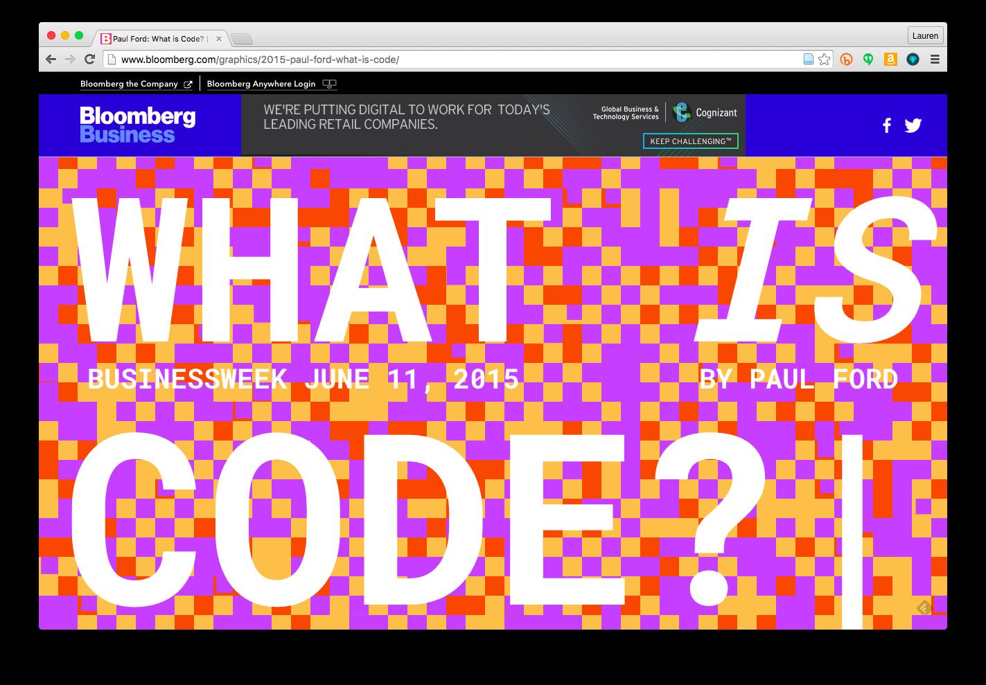 code-whatiscode